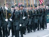 The Holiday Parade: ROTC