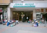 The Jumma Mosque