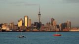 Auckland After Sunrise