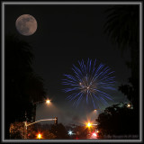 I Figure If 'They' Can Have 4th Of July Fireworks In June - I Can Hang A Moon Or Two Whenever I Want