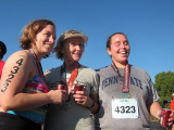 January 2013: Naples triathlon