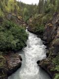 Scary-looking rapids below