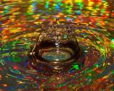 4th - Water droplet splash _ by Dennis