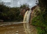 Raymond Creek Falls _ by Dennis