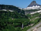 Snow Melt in Glacier National Park- Michael