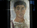 funeral portrait 250 AD