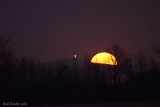 Super lune 2/4 Croix de Rougemont