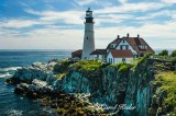 Portland Head Light-view 2