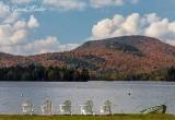 Blue Mountain Lake View