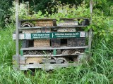 Insect hotel - 28 June 2015