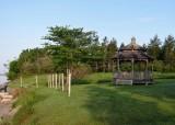 Gazebo at the Silver Dart Lodge