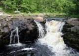 The Fales River at Rocknotch Falls