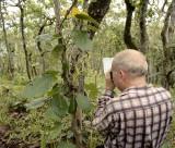 Kurt Keller and his 3 D camera