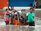 Floods in Jakarta February 2015 Part 2