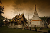Temples in Chiang Mai Thailand 2013