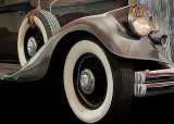 33 Pierce-Arrow 12 LeBaron Conv