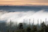 Cloud Banks At Sunrise