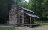 An Historic Cades Cove Cabin