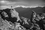 Looking At Longs Peak: Colorado