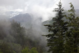 A Cloudy View Of The Smokies