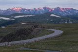 Early Morning On Trail Ridge Road