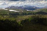 Never Summer Mountains: RMNP
