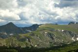View From Trail Ridge Road- RMNP