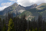 View From The Western Side Of The Park- RMNP
