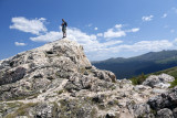 That is my oldest son Paul: View From The Top