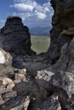 Rock Formations On Trail Ridge Road.