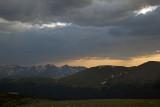 Trail Ridge Road Sunset- RMNP