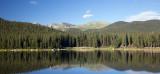 Echo Lake And Mt. Evans