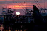Harbor Sunset: Hatteras