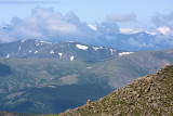 A View From Mount Evans