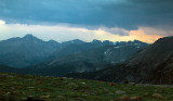 Mixed Weather- RMNP
