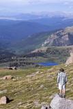A Mount Evans View Of Colorado