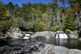 Above Linville Falls