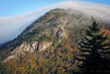 Morning Fog Near Mt. Mitchell