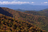 Fall Colors Near Asheville