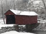 Spring Snow 2014 -Giles County