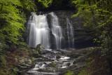 Falls Feeding Into Little River
