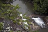 A Set Of Falls In Tullulah Gorge