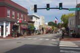 Roanoke And Main Street