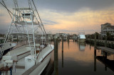 Evening Colors In Hatteras