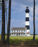 The Bodie Island Light House
