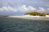 Northern End Of Ocracoke Island
