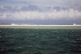 Crossing Hatteras Inlet-Returning Charter Boats