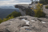 Early Fall Colors On Mcafee Knob