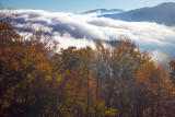 Morning Winds Blowing Mountain Clouds