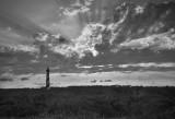 Sunset And Hatteras Lighthouse-North Carolina